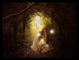In dreams she comes. by Kaylanna
