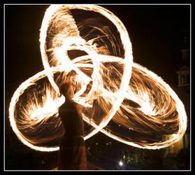 Wheels of Flame by digitalus