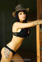 Niksa - sexy cowgirl by josemanchado