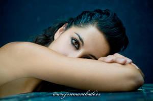 Raki - intense look by josemanchado