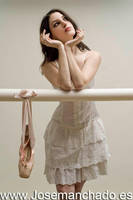 Tamara Ballerina 3 by josemanchado
