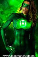 Green Lantern DSC 0257 josemanchado by josemanchado