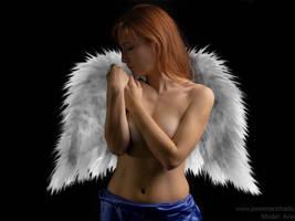 Ana - pretty angel by josemanchado