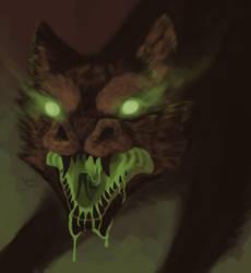 Hell o' kitty by Nimphradora