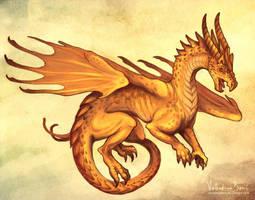 Golden queen by Nimphradora