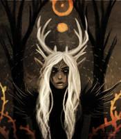 Forgotten elven gods by Nimphradora