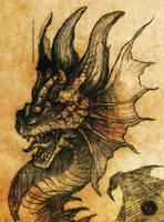 Sketch by Nimphradora