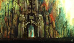 Mountain hall by Nimphradora