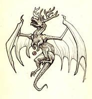 Sketch I by Nimphradora