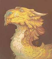 3.1. dragon by Nimphradora