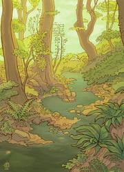 Forest by Nimphradora