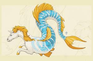 Hippocampus by Nimphradora