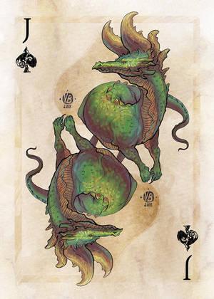 Jack of Spades by Nimphradora