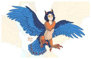Harpy II by Nimphradora