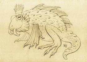 Frog king by Nimphradora