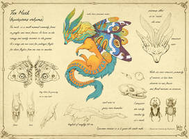 Fox moth Type I - adopt auction (Closed) by Nimphradora