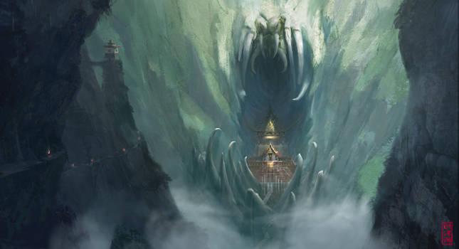 Maul Of Ashlunkor by Nimphradora