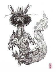 Stvoran Leviathan by Nimphradora