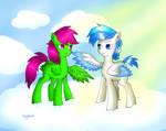 look at my wings! by smartypurple