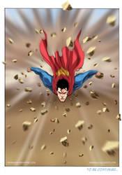 Goku Vs Superman page 3 by mikemaluk
