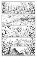 The Little Mermaid #3 Page 2 by mikemaluk
