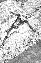 Nightwing#22 Page 3 by mikemaluk