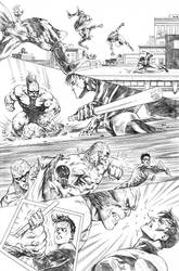 Nightwing#22 Page 19 by mikemaluk