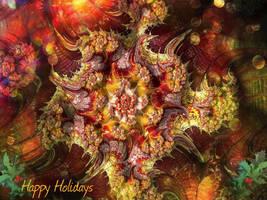 Happy Holidays by poca2hontas