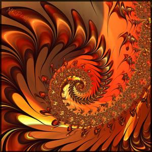 Autumn Spiral by poca2hontas