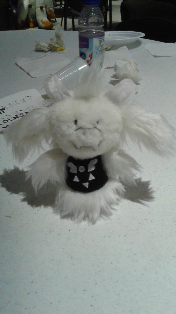 It's So Fluffy! by weathereddragon