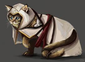 CAT Assassin by KristinaKaspi