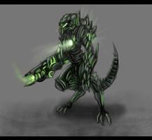 Toranus -- Commander Concept by SwarmCreator