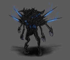 Sovereign Swarm Cesarian Mother Concept by SwarmCreator