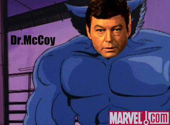 McCoy the Doctor by Hi3ei