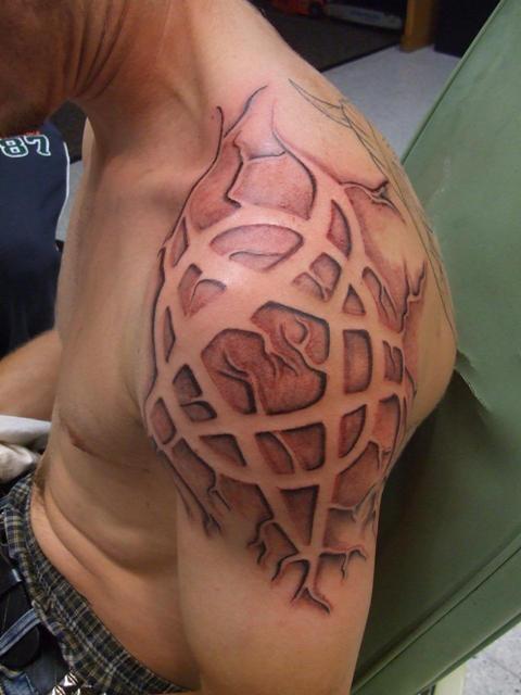 Pentagram Tattoo By Flozram On Deviantart