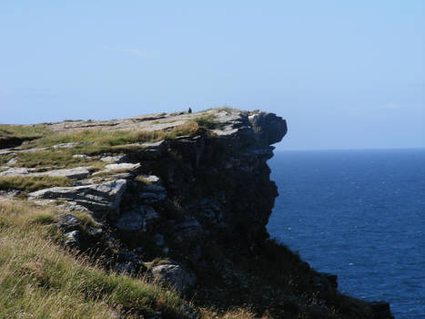 More Cliff Stock 164 by The-strawberry-tree