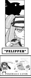 Hello Pelipper by Chronoedge