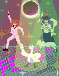 Nearly The Master of Disco by Chronoedge