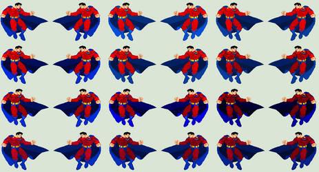 Superman (Mon-El) by maxmax007