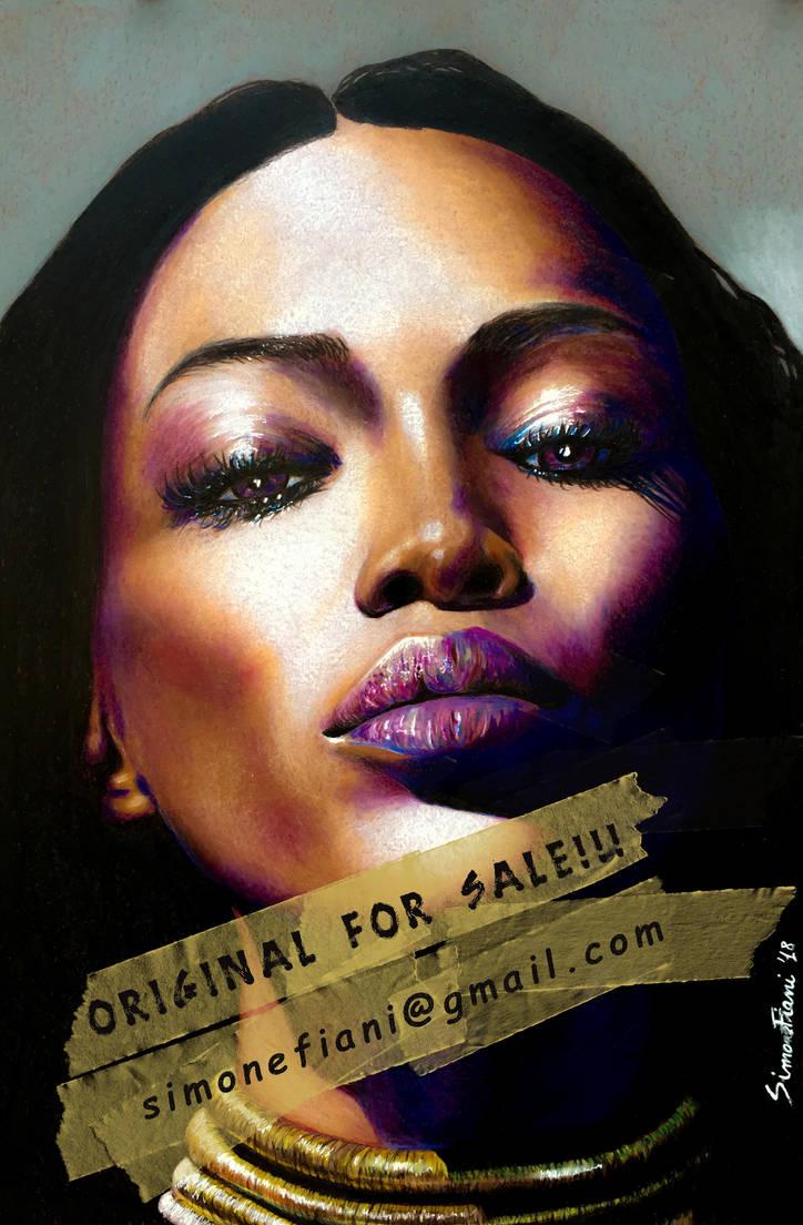 My artwork FOR SALE by SoulShapedFace