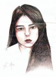 MariPortrait by scribbler