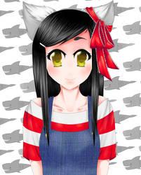 Hello Kitty - Request by Average-Nerd