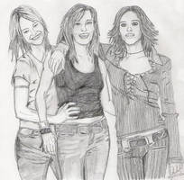 L Word Alice, Dana and Shane by WinstonTA