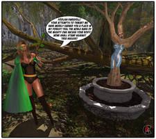 Enter: Tree Hugger! by Centrilia