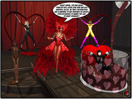 Daredolls and AANTS: Chocolate-coated peril! by Centrilia