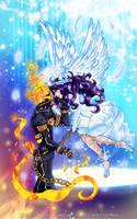 You Ghost of mine... by Scarletu-Rozu