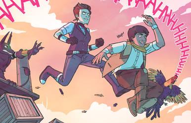 Jump! by Teslaverian