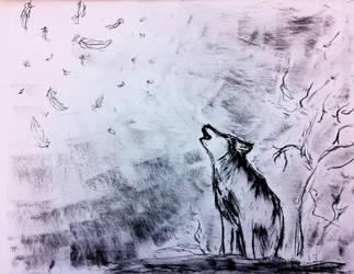 Crywolf: Angels by EmpatheticFrog