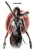 Badass Lara by slipled