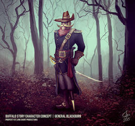 General Blackburn by slipled